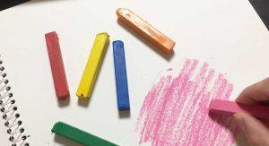 カラーアートセラピー講座@福岡県大野城市