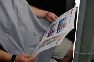 初めての方にもわかりやすい色の理論があります